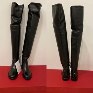 Valentino women thigh high boots